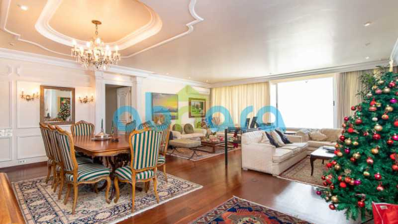 04 - Apartamento 3 quartos à venda Leblon, Rio de Janeiro - R$ 4.949.000 - CPAP31026 - 3