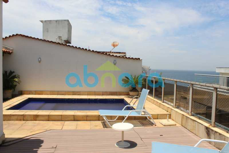 01 - Cobertura 4 quartos à venda Leblon, Rio de Janeiro - R$ 9.500.000 - CPCO40089 - 1