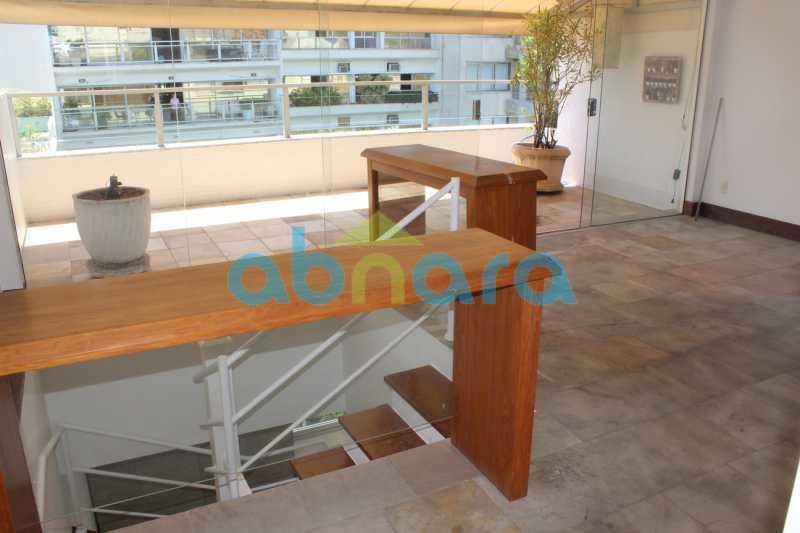08 - Cobertura 4 quartos à venda Leblon, Rio de Janeiro - R$ 9.500.000 - CPCO40089 - 9