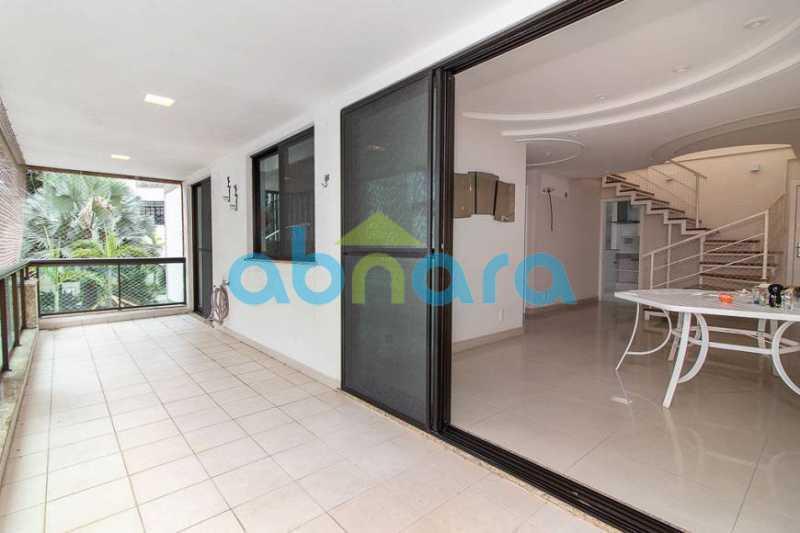 496e650f31880e635caab2219504eb - Cobertura 3 quartos à venda Lagoa, Rio de Janeiro - R$ 2.800.000 - CPCO30075 - 9