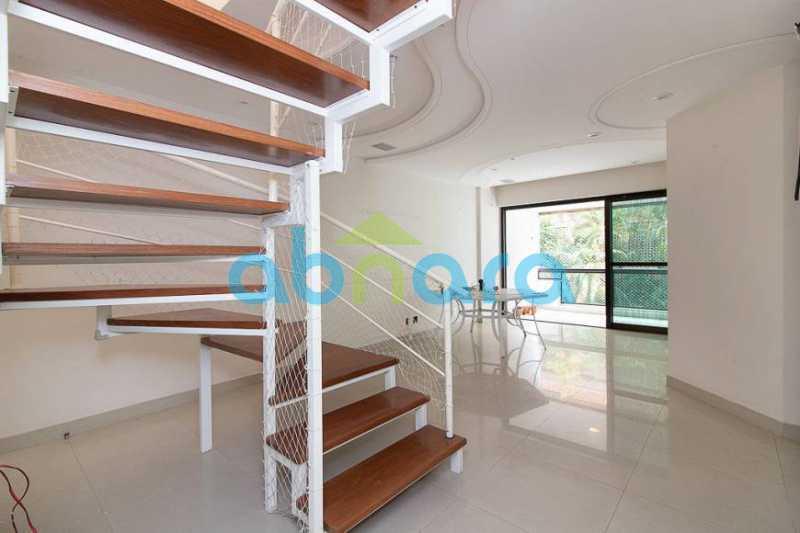 c6595841cee63d2bee508b7ca8b0db - Cobertura 3 quartos à venda Lagoa, Rio de Janeiro - R$ 2.800.000 - CPCO30075 - 14