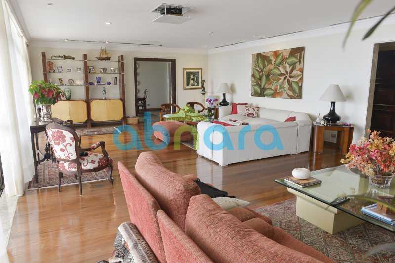 4 - Apartamento - 4 Quartos - 4 Vagas - Com Varanda. - CPAP40430 - 5