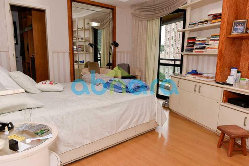 13 - Cobertura 4 quartos à venda Lagoa, Rio de Janeiro - R$ 6.899.000 - CPCO40090 - 12