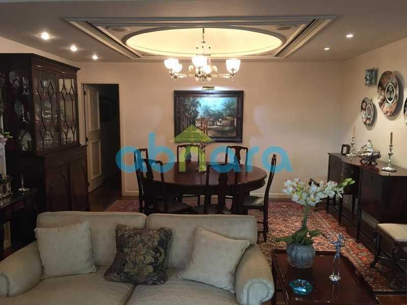 04 - Apartamento 3 quartos à venda Leblon, Rio de Janeiro - R$ 6.300.000 - CPAP31044 - 5