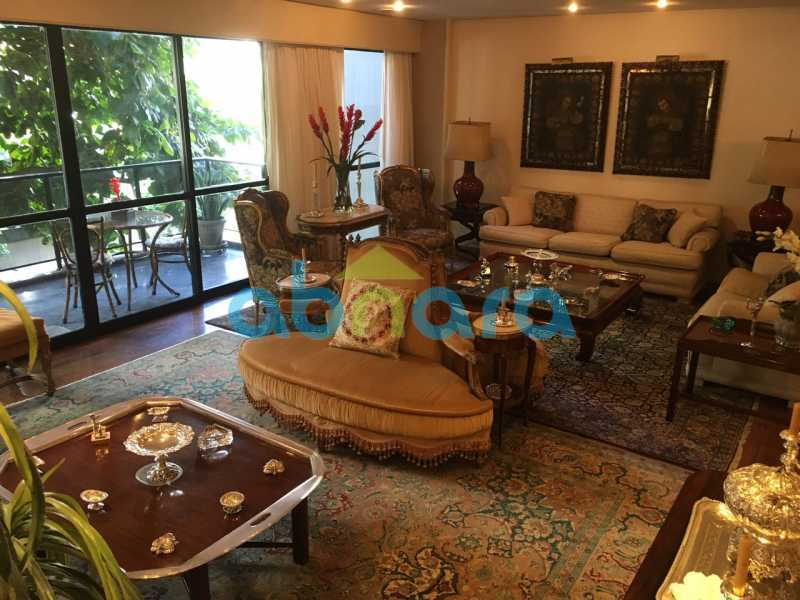 02 - Apartamento 3 quartos à venda Leblon, Rio de Janeiro - R$ 6.300.000 - CPAP31044 - 3