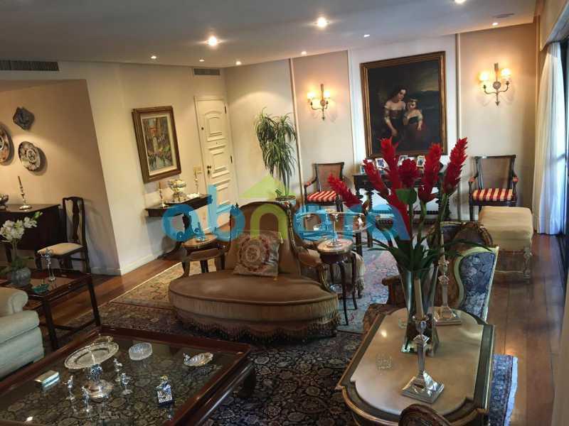 03 - Apartamento 3 quartos à venda Leblon, Rio de Janeiro - R$ 6.300.000 - CPAP31044 - 4