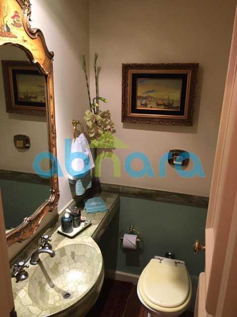 09 - Apartamento 3 quartos à venda Leblon, Rio de Janeiro - R$ 6.300.000 - CPAP31044 - 10