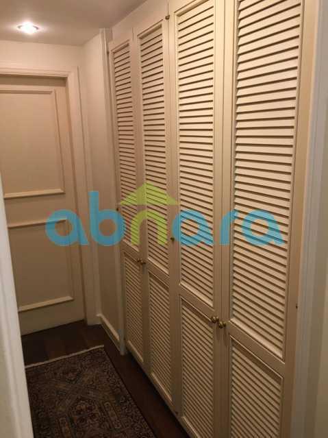 16 - Apartamento 3 quartos à venda Leblon, Rio de Janeiro - R$ 6.300.000 - CPAP31044 - 17