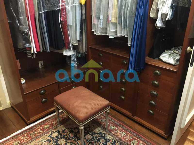26 - Apartamento 3 quartos à venda Leblon, Rio de Janeiro - R$ 6.300.000 - CPAP31044 - 27