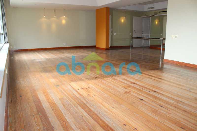 1 - Apartamento de 3 quartos com 2 vagas no Jardim Botânico. - CPAP40438 - 1
