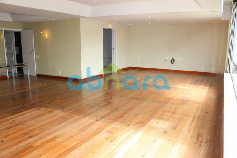 2 - Apartamento de 3 quartos com 2 vagas no Jardim Botânico. - CPAP40438 - 3