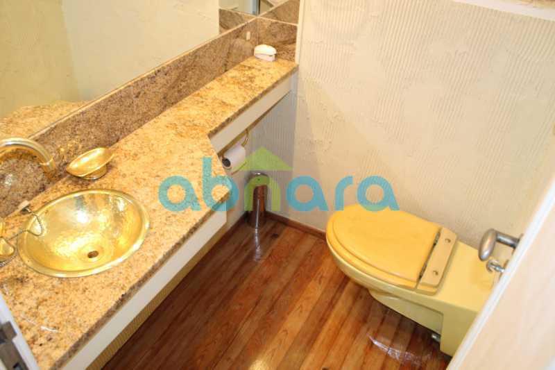 5 - Apartamento de 3 quartos com 2 vagas no Jardim Botânico. - CPAP40438 - 8