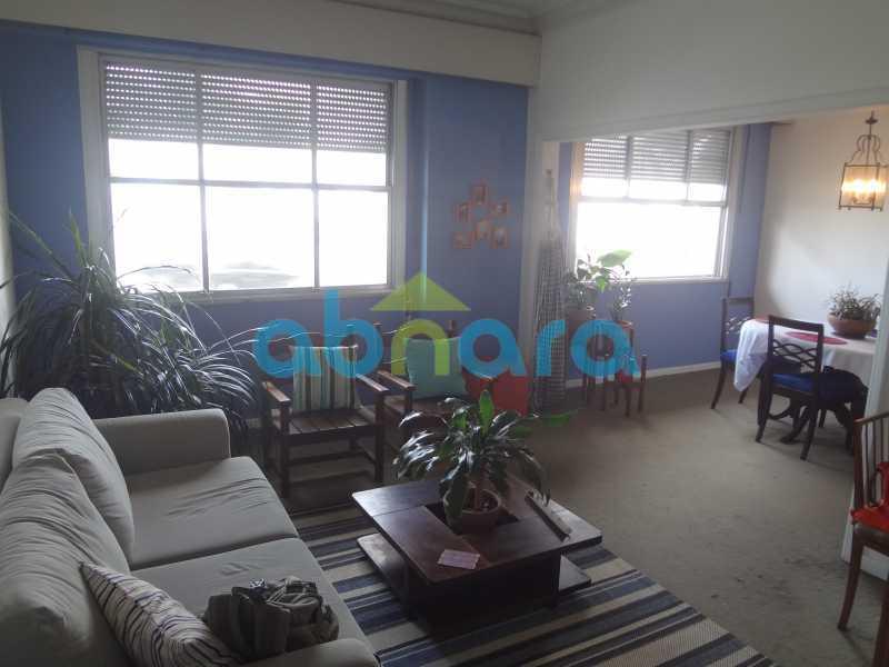 01 - Apartamento 2 quartos à venda Leblon, Rio de Janeiro - R$ 3.700.000 - CPAP20659 - 3