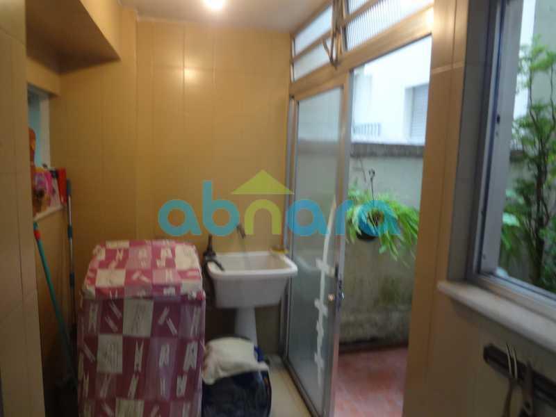 20 - Apartamento 2 quartos à venda Leblon, Rio de Janeiro - R$ 3.700.000 - CPAP20659 - 22