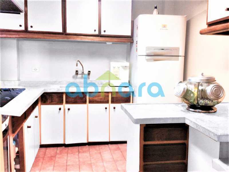 4 - Cozinha - Cobertura 3 quartos à venda Ipanema, Rio de Janeiro - R$ 3.200.000 - CPCO30081 - 12