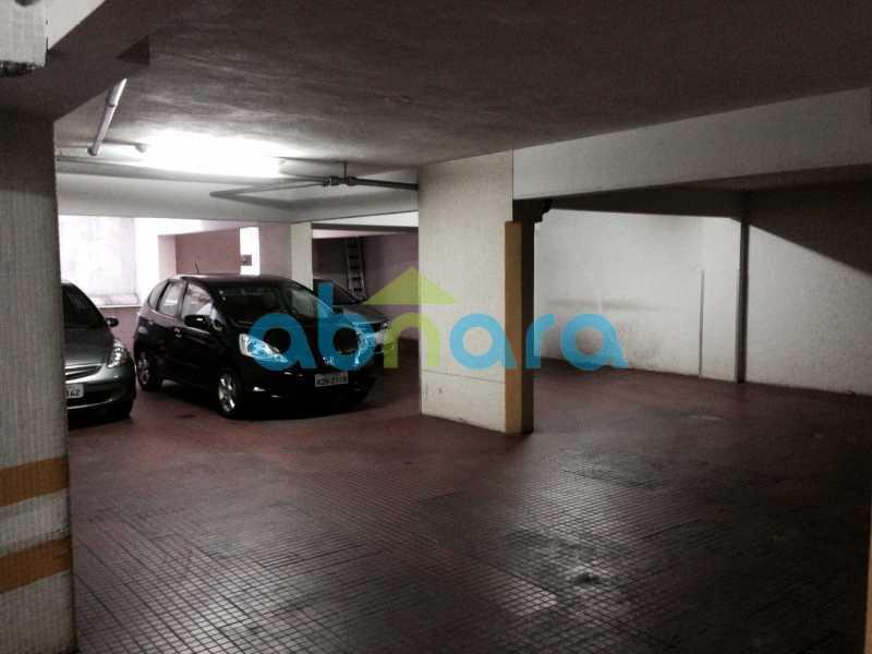 5 - Garagem - Cobertura 3 quartos à venda Ipanema, Rio de Janeiro - R$ 3.200.000 - CPCO30081 - 14