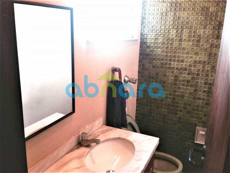 6 - Lavabo - Cobertura 3 quartos à venda Ipanema, Rio de Janeiro - R$ 3.200.000 - CPCO30081 - 7