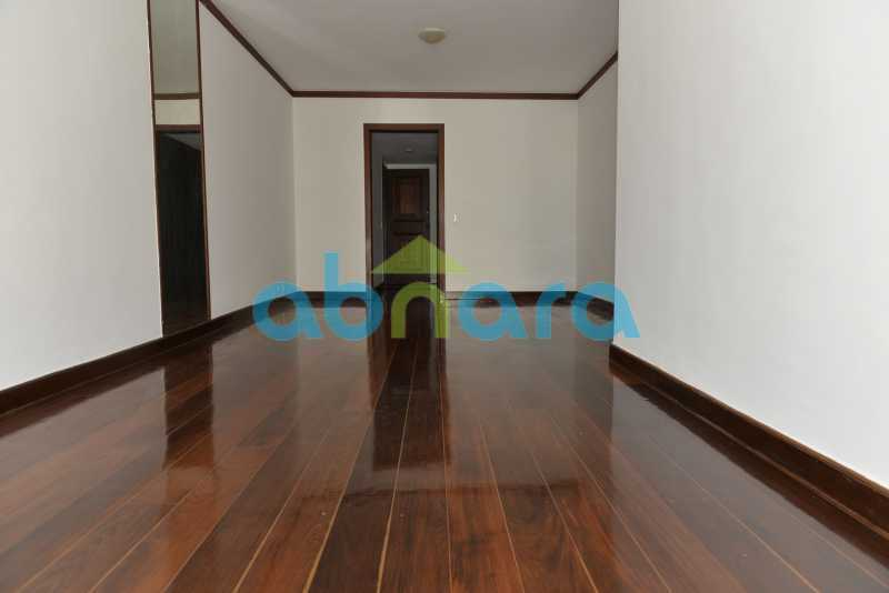 2 - suíte, Gávea, 3 quartos, sala ampla, vagas escrituradas - CPAP31054 - 4