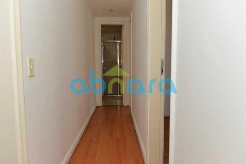 3 - suíte, Gávea, 3 quartos, sala ampla, vagas escrituradas - CPAP31054 - 5