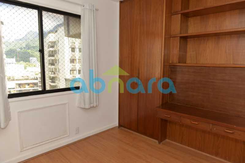 5 - suíte, Gávea, 3 quartos, sala ampla, vagas escrituradas - CPAP31054 - 7
