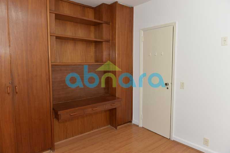 6 - suíte, Gávea, 3 quartos, sala ampla, vagas escrituradas - CPAP31054 - 8