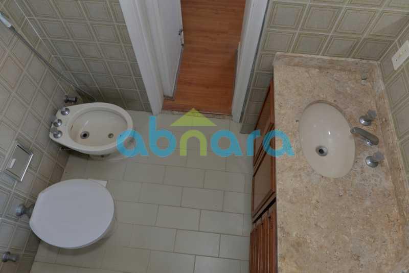 10 - suíte, Gávea, 3 quartos, sala ampla, vagas escrituradas - CPAP31054 - 12