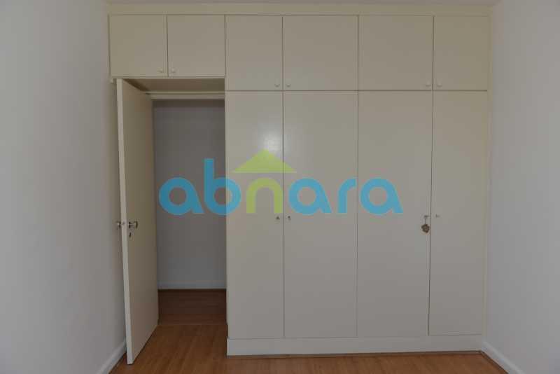 12 - suíte, Gávea, 3 quartos, sala ampla, vagas escrituradas - CPAP31054 - 14