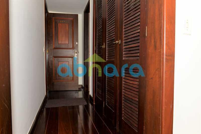 18 - suíte, Gávea, 3 quartos, sala ampla, vagas escrituradas - CPAP31054 - 19