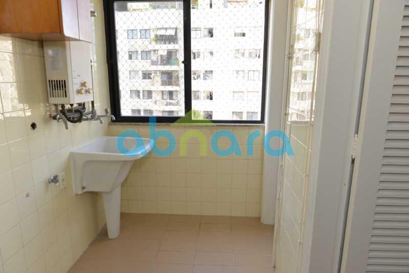 24 - suíte, Gávea, 3 quartos, sala ampla, vagas escrituradas - CPAP31054 - 24