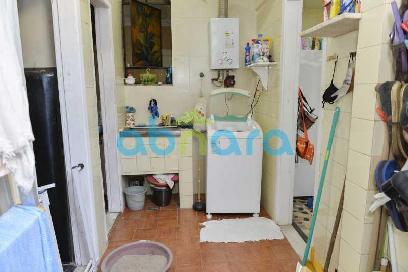 20 - Apartamento 2 quartos à venda Ipanema, Rio de Janeiro - R$ 1.220.000 - CPAP20661 - 20