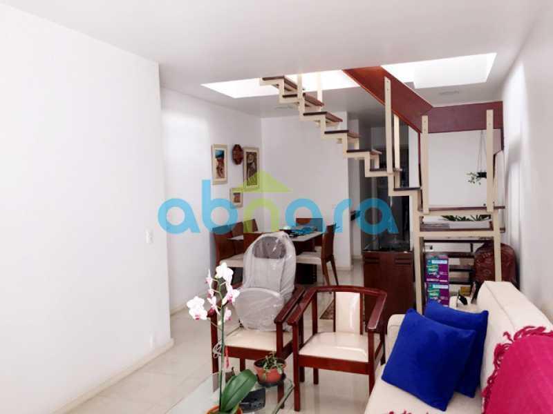 01 - Cobertura 4 quartos à venda Lagoa, Rio de Janeiro - R$ 3.800.000 - CPCO40095 - 1