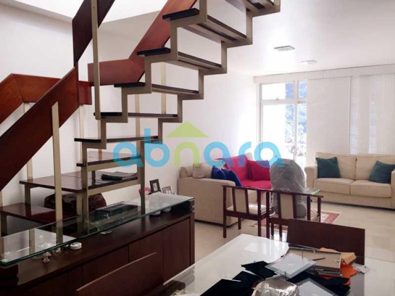02 - Cobertura 4 quartos à venda Lagoa, Rio de Janeiro - R$ 3.800.000 - CPCO40095 - 3