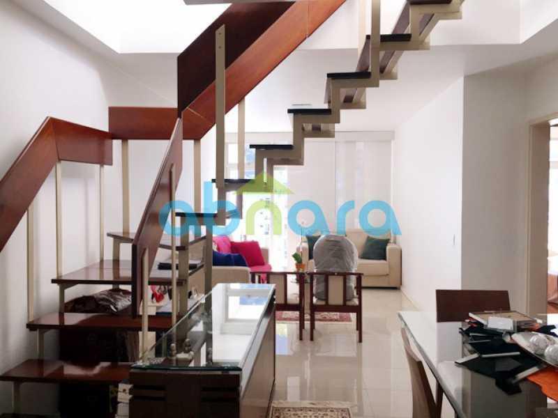03 - Cobertura 4 quartos à venda Lagoa, Rio de Janeiro - R$ 3.800.000 - CPCO40095 - 4