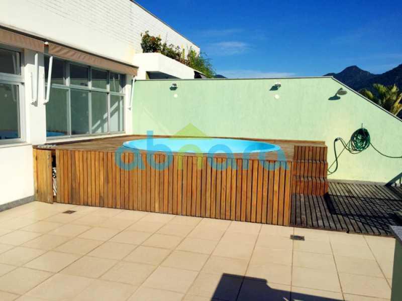 16 - Cobertura 4 quartos à venda Lagoa, Rio de Janeiro - R$ 3.800.000 - CPCO40095 - 17
