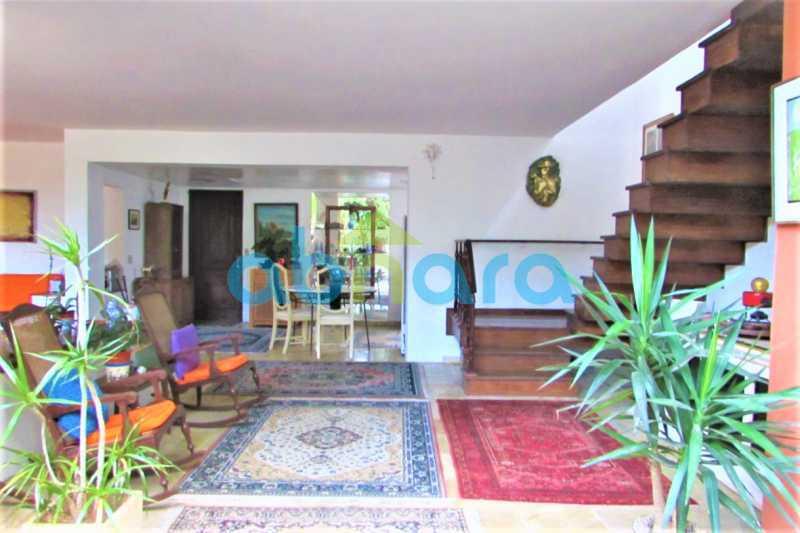 909d0eee-0733-4dd0-b448-ceb219 - Casa 6 quartos à venda Jardim Botânico, Rio de Janeiro - R$ 5.700.000 - CPCA60003 - 11