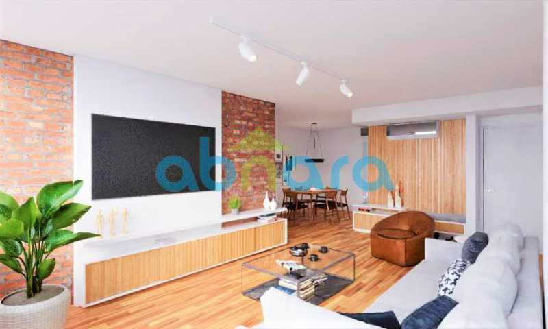 9d35e26aedc6616ce2616454047520 - Apartamento 3 quartos à venda Leblon, Rio de Janeiro - R$ 3.600.000 - CPAP31064 - 1