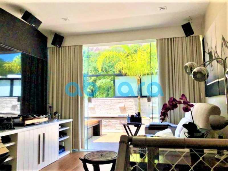 7bd93219e154d36952cc0765e72e15 - Cobertura 3 quartos à venda Lagoa, Rio de Janeiro - R$ 3.600.000 - CPCO30082 - 16