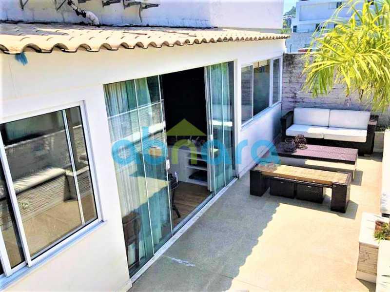 67bf6c06371582c130c9ac34da80c4 - Cobertura 3 quartos à venda Lagoa, Rio de Janeiro - R$ 3.600.000 - CPCO30082 - 24