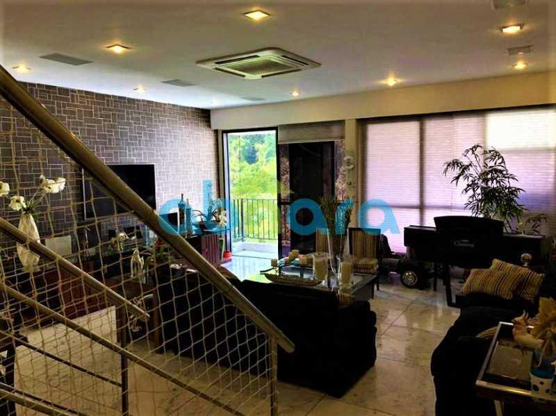 255c64cae9fe898278d52c68a153d8 - Cobertura 3 quartos à venda Lagoa, Rio de Janeiro - R$ 3.600.000 - CPCO30082 - 4