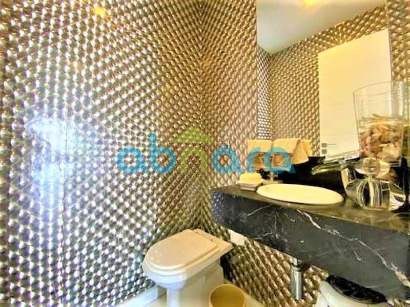 2099fc8146cd6881dec2dd129986c7 - Cobertura 3 quartos à venda Lagoa, Rio de Janeiro - R$ 3.600.000 - CPCO30082 - 7