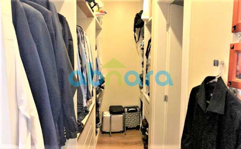 ad822f57cac8a6ec3e0c1435282ed0 - Cobertura 3 quartos à venda Lagoa, Rio de Janeiro - R$ 3.600.000 - CPCO30082 - 22