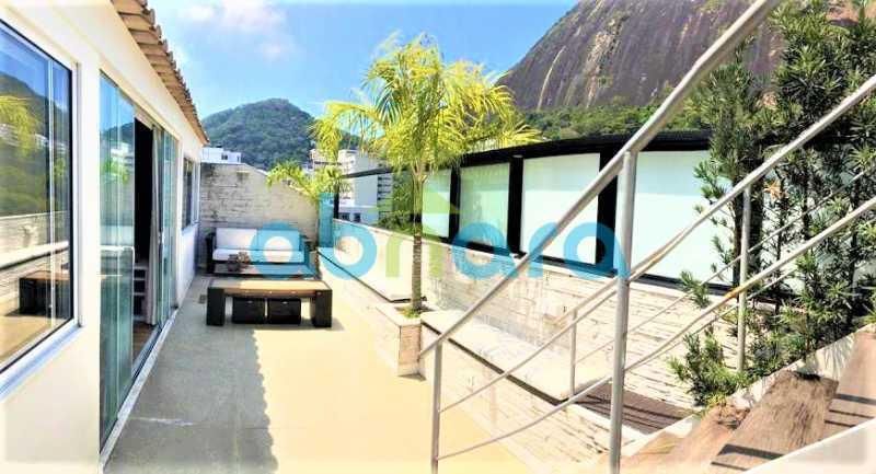 bf8e85f337a55b1e6a7b9c039d6656 - Cobertura 3 quartos à venda Lagoa, Rio de Janeiro - R$ 3.600.000 - CPCO30082 - 1