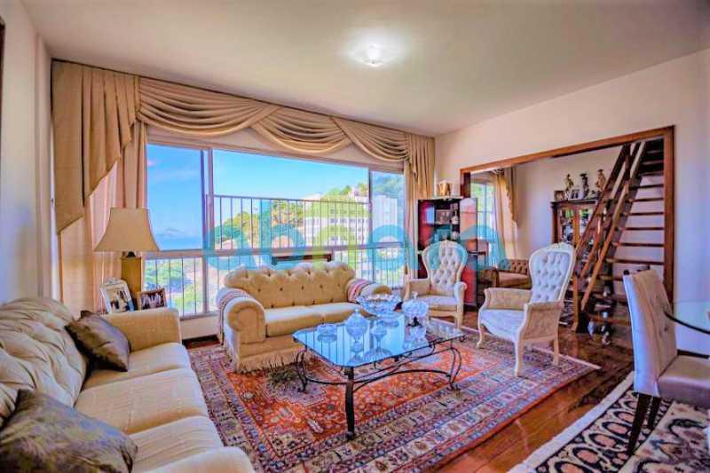 f862adb7f6c54fe62e76d80db4f743 - Cobertura 4 quartos à venda Leblon, Rio de Janeiro - R$ 9.500.000 - CPCO40100 - 3