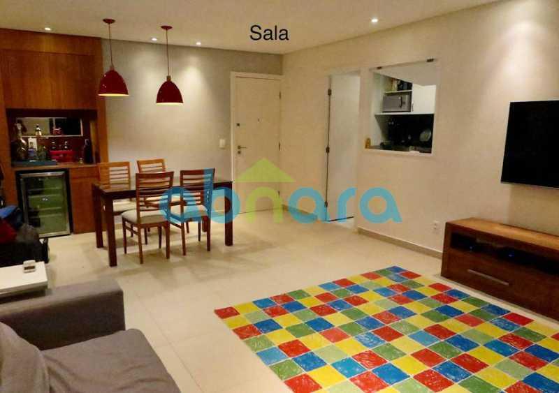 1d5c24012870aadbf17c56a20f986f - Apartamento 3 quartos à venda Leblon, Rio de Janeiro - R$ 2.200.000 - CPAP31069 - 1
