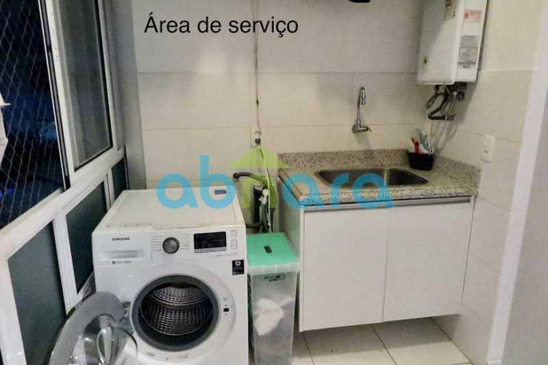 870d4a7bbee4f3be03b015def8048e - Apartamento 3 quartos à venda Leblon, Rio de Janeiro - R$ 2.200.000 - CPAP31069 - 20