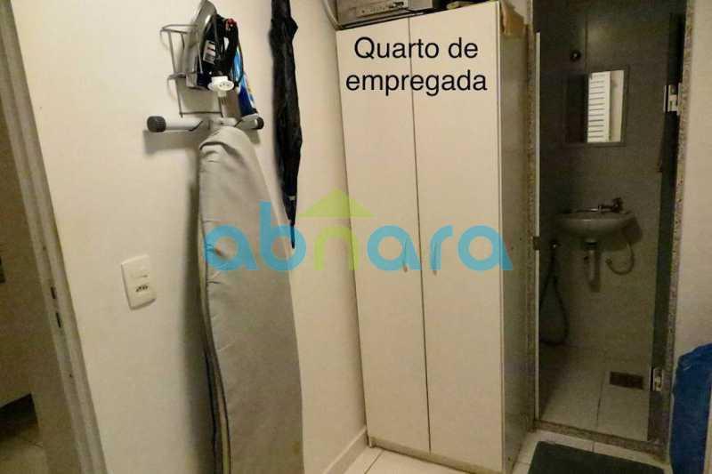 a410e0225f6b4d3fb0fb9de2252c06 - Apartamento 3 quartos à venda Leblon, Rio de Janeiro - R$ 2.200.000 - CPAP31069 - 21