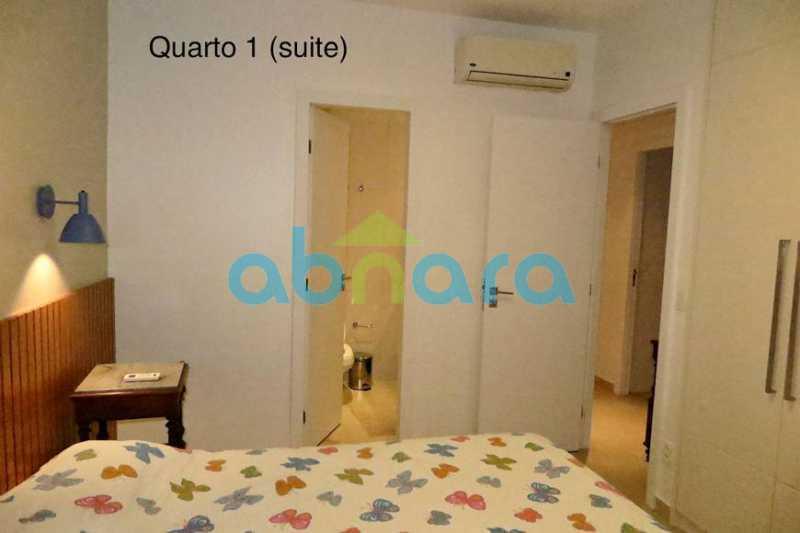 c4be850e2864de8ebf5549d235bd83 - Apartamento 3 quartos à venda Leblon, Rio de Janeiro - R$ 2.200.000 - CPAP31069 - 6