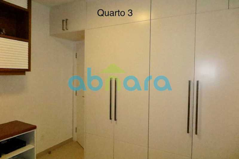 d205395a2a3f6b659bd4ad97601b2a - Apartamento 3 quartos à venda Leblon, Rio de Janeiro - R$ 2.200.000 - CPAP31069 - 14