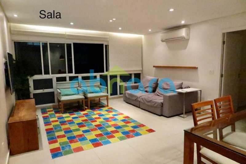 f732161913f3d83778aed6e34136f2 - Apartamento 3 quartos à venda Leblon, Rio de Janeiro - R$ 2.200.000 - CPAP31069 - 3