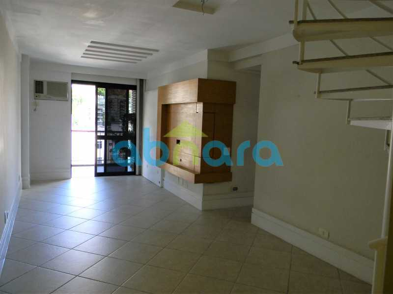 2 - cobertura duplex, humaitá, piscina, área gourmet - CPCO30084 - 3
